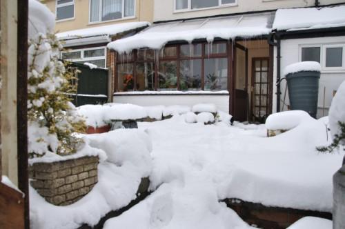 Three Days of Snow