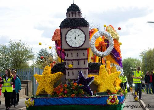 Spalding Parade Town Hall Float