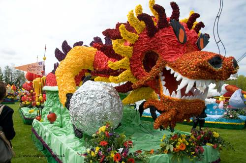 Spalding's Dragon